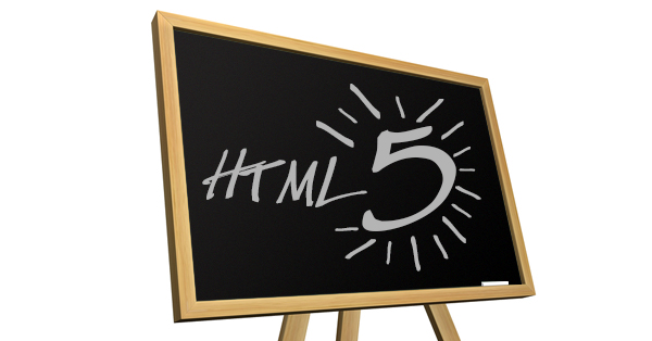 WebDevelopment changes HTML5