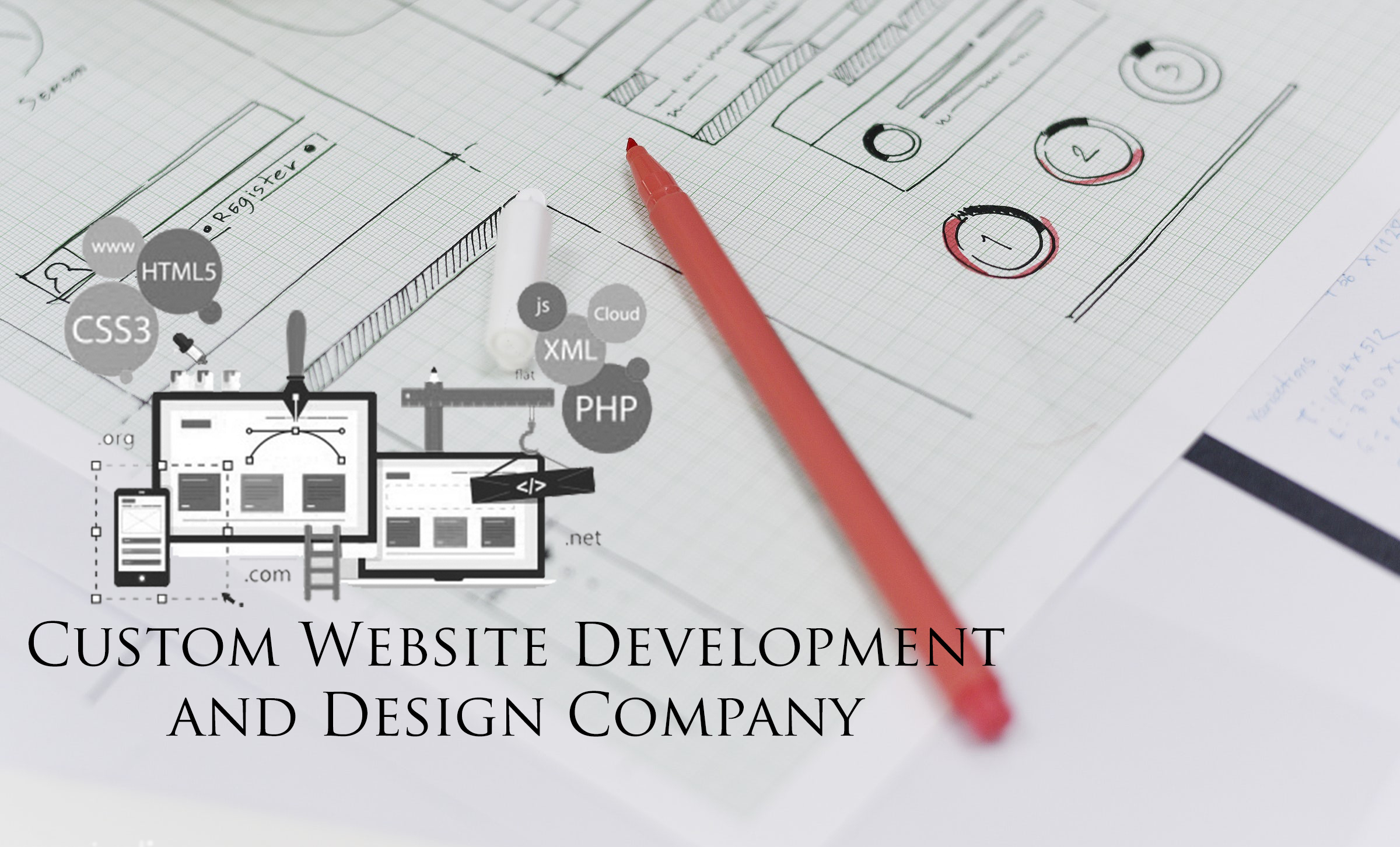 Custom Web Design and Development Company