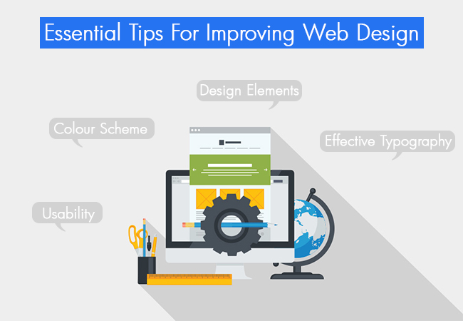 Essential Tips for Improving Web Design