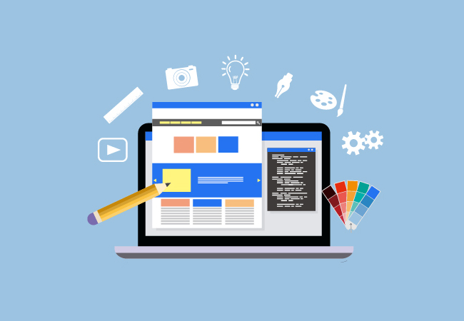 One Stop Solution For Web Design Company In India